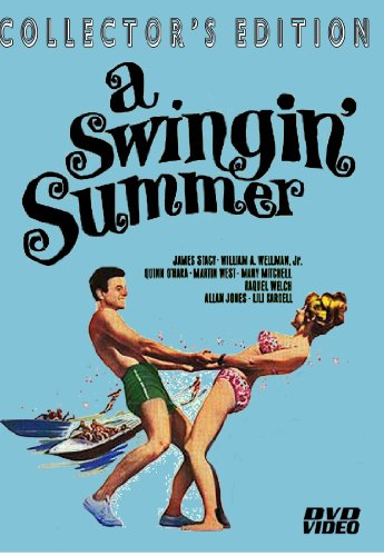 A Swingin Summer-DVD-R-Starring Raquel Welch