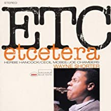 Shorter, Wayne Etcetera Jazz Rock/Fusion