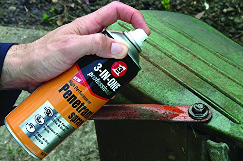 3en Uno Professional 34528–Spray Penetrating Oil (250ml)