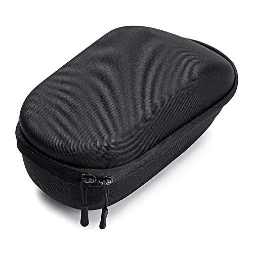 Laiashley Bolsa de almacenamiento para monopatín eléctrico, bolsa de transporte para cargar cargadores, bolsa rígida de EVA de gran capacidad (pequeña)
