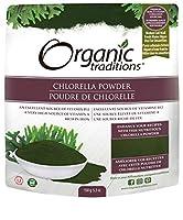 Organic Traditions Chlorella Powder 5 3 oz 150 g
