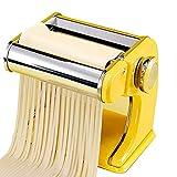 DFJU Máquinas manuais multifuncionais de macarrão, Cortador Manual de máquina de macarrão, máquina de enrolar bolinho de macarrão para o melhor Conjunto de Presente de cozinha