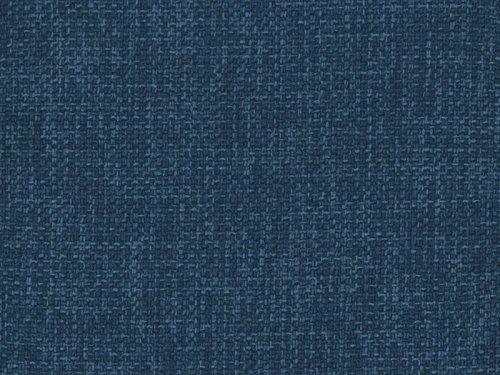 RaumTraum Möbelstoff Holiday Farbe 118 (blau, dunkelblau) (Ökotex100) - wasserabweisendes einfarbiges Flachgewebe (Uni), Stoff, Polsterstoff, Bezugsstoff, Eckbank, Couch, Sessel, Hussen