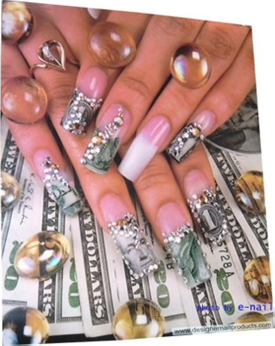 スイス人眼マントルNAILS ポスター 【Money! Money! Money!】