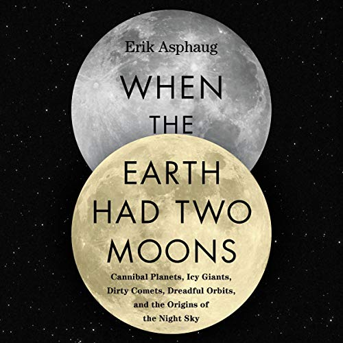 Couverture de When the Earth Had Two Moons