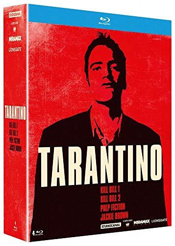 COF2018 TARANTINO 4BD [Blu-ray]