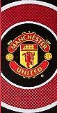 Manchester United Strandtuch/Badetuch FC Design -