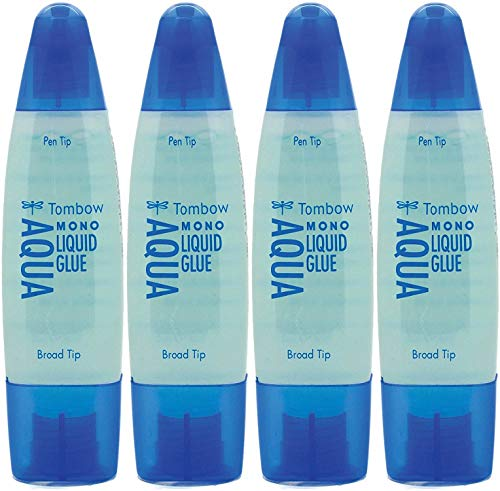 Mono Aqua Liquid Glue, 1.69 oz, Bottle