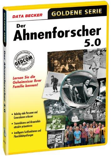 Data Becker Der Ahnenforscher 5.0