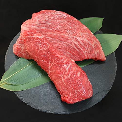 [肉贈] 飛騨牛 ギフト A5 A4「イチボ&ランプ」ステーキ 食べ比べ セット 各100g × 5枚(5?10名様用) お中元