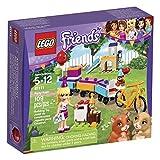 LEGO - 41111 - Friends - Jeu de Construction - Le Train des Animaux