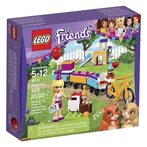 LEGO Friends 41111 - Partyzug