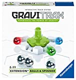 Ravensburger 269792 GraviTrax Balls & Spinner, Accesorio, Juego STEM, Juego Lógico-Creativo, Edad recomendada 8+