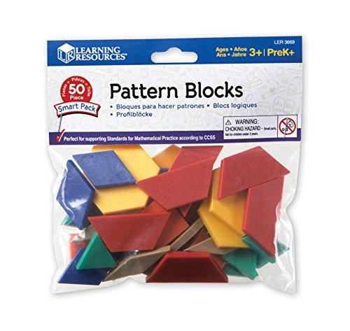 Learning Resources - Juguete educativo de matemáticas (LER3669) (importado) , color/modelo surtido