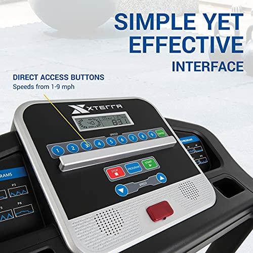Xterra Treadmill For Running