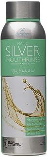 エレメンタ ナノシルバー マウスリンス アルカリ性 化学薬品不使用 ノンアルコール 驚くほど美味しい マウスウォッシュ 大容量ファミリーボトル 591ml (ウィンターミント)