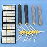 16pcs Kit de accesorios de aspiradora Filtros y cepillos para...