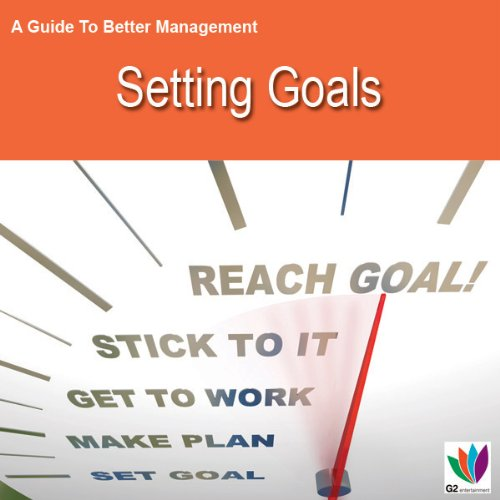 Setting Goals audiobook cover art