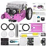 Makeblock mBot Pink Robot Kit, Robot Toys for Girls,...