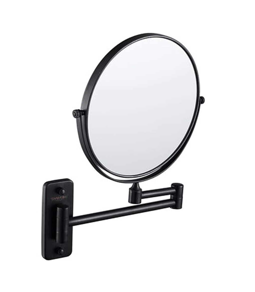 学習者おとこ化学者MWNV - 化粧鏡 化粧鏡 - ホーム化粧鏡折りたたみファッションパーソナリティ回転望遠鏡ミラー両面化粧鏡壁からパンチングと耐久性からぶら下がって