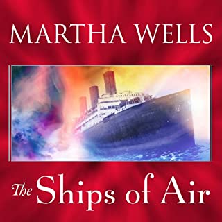 The Ships of Air audiobook cover art