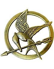I3C The Hunger Games Spilla Gioielli Spilla uccello popolare in stile retrò