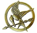 LACKINGONE Brosche, Motiv: Die Tribute von Panem Katniss Everdeen, Cosplay-Requisite
