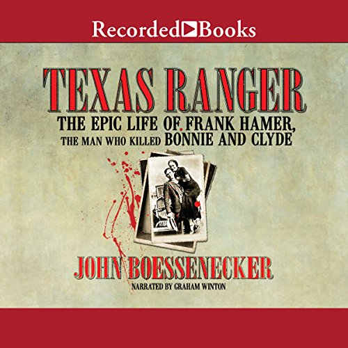 Texas Ranger  By  cover art