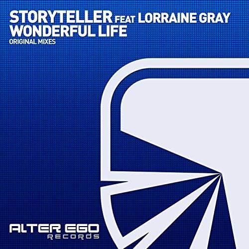 Storyteller feat. Lorraine Gray