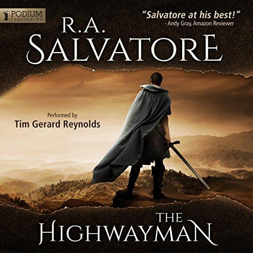 The Highwayman audiobook cover art