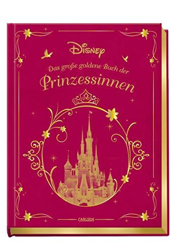 Disney Das große goldene Buch der Prinzessinnen: Vorlesebuch mit zauberhaften Disney-Geschichten - jetzt bei Amazon bestellen