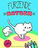 Furzende Katzen: Zum Ausmalen - Vit Hansen