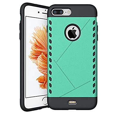 iPhone 7 Plus Case CaseHQ Apple iPhone 7 Plus Case Cover Slim Extreme Impact Protection Durable Flex and Easy Bumper Anti-Scratch Back for iPhone 7Plus 5.5 Inch