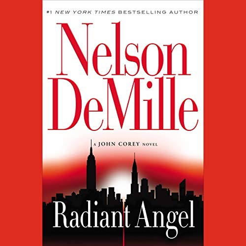 Radiant Angel audiobook cover art