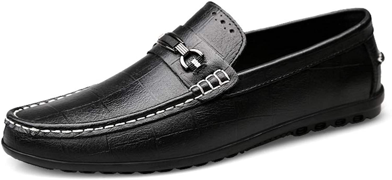 0c722c789165 color shoes Drving Decor Metal Lightweight Soft Leather NonSlip ...
