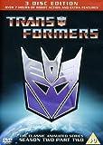 Transformers Season 2.2 - Re-Release [DVD] [1984] [Reino Unido]