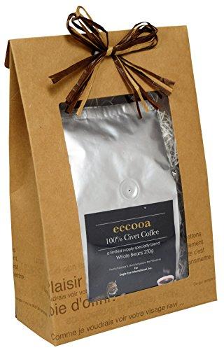 エクーア シベットコーヒー 豆 250g ギフト ジャコウネコ コピルアク アラビカ