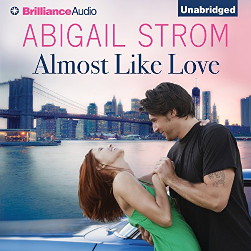 Almost Like Love audiobook cover art