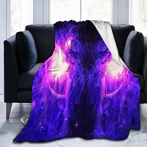 Darlene Ackerman(n) Micro Fleece Plüsch weiche Decke Die Orion Nebula Fluffy Warm Blanket Leichte Flanell-Decke