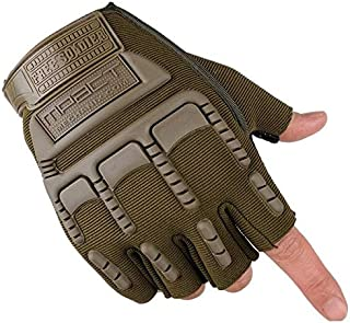 Wrist Half Fingers Winter Cycling Fitness Gym Sport Gloves