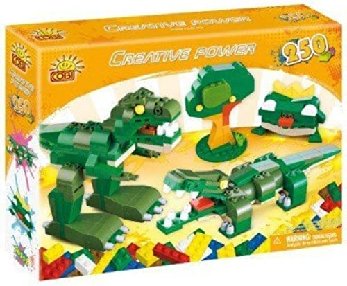 Cobi Blocks Creative Power 250 Piece Set  20252 by Cobi