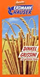 Erdmann Hauser Bio Dinkel Grissini, 100 g -