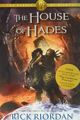 The House of Hades (Heroes of Olympus, The, Book Four: The House of Hades) (The Heroes of Olympus, 4)