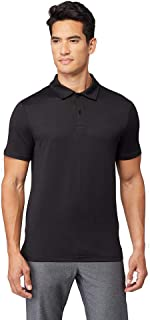 Cool Mens Classic Slim Fit Quick-Dry Active Golf Polo