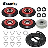 4392067 Dryer Maintenance Repair Kit by Beaquicy - Replacement for Whirlpool Kenmore Admiral Crosley Dryer