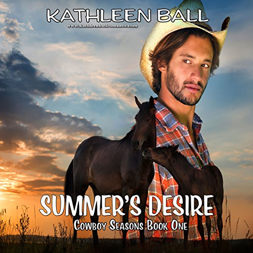 Summer's Desire     Cowboy's Seasons, Book 1              By:                                                                                                                                 Kathleen Ball                               Narrated by:                                                                                                                                 Tom Sleeker                      Length: 5 hrs and 39 mins     1 rating     Overall 5.0