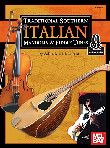 Traditional Southern Italian Mandolin and Fiddle Tunes (English Edition)