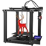 3D-Drucker Offiziell Creality Ender-5 Pro, neues verbessertes Ender 5 Pro mit lautlosem Motherboard, Capricorn PTFE rohr, Metallextrusionsmaschine
