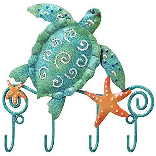 Regal Art &Gift Sea Turtle Key Hook