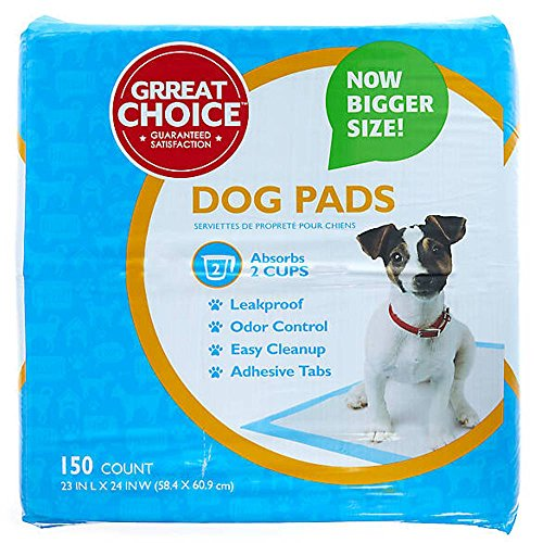 great choice wee wee pads
